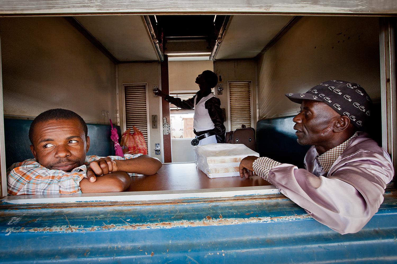 Tazara Express. Zambia