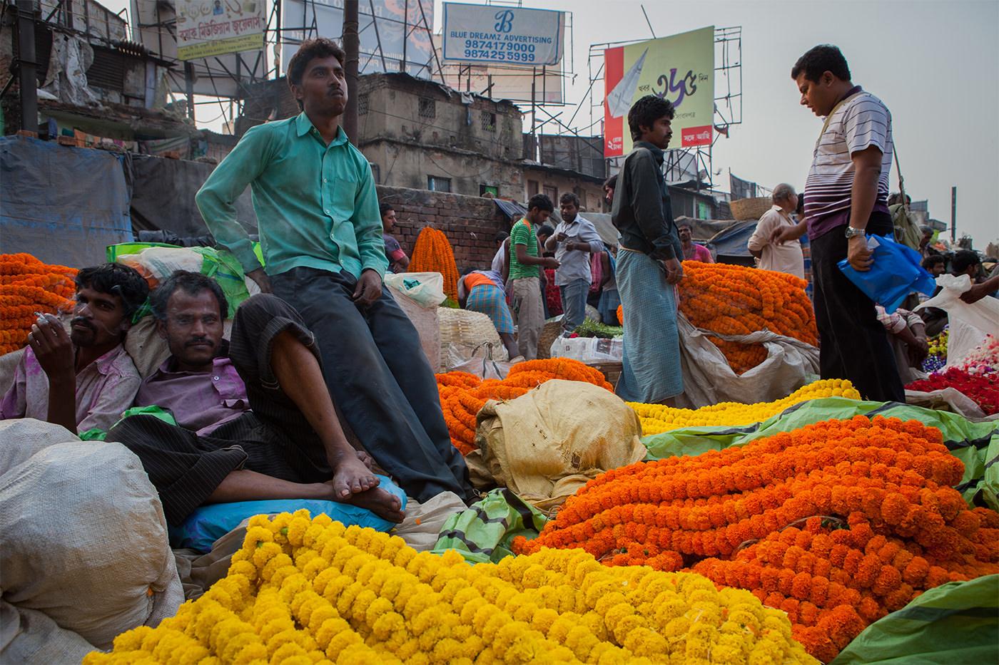 Flower market Howrah02.jpg