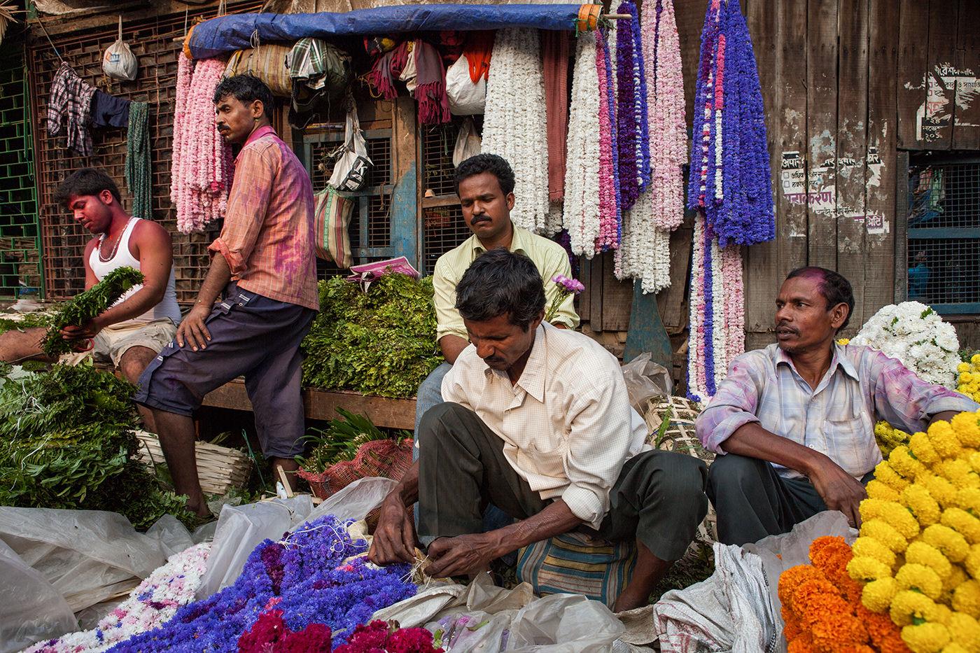 Flower market Howrah11.jpg
