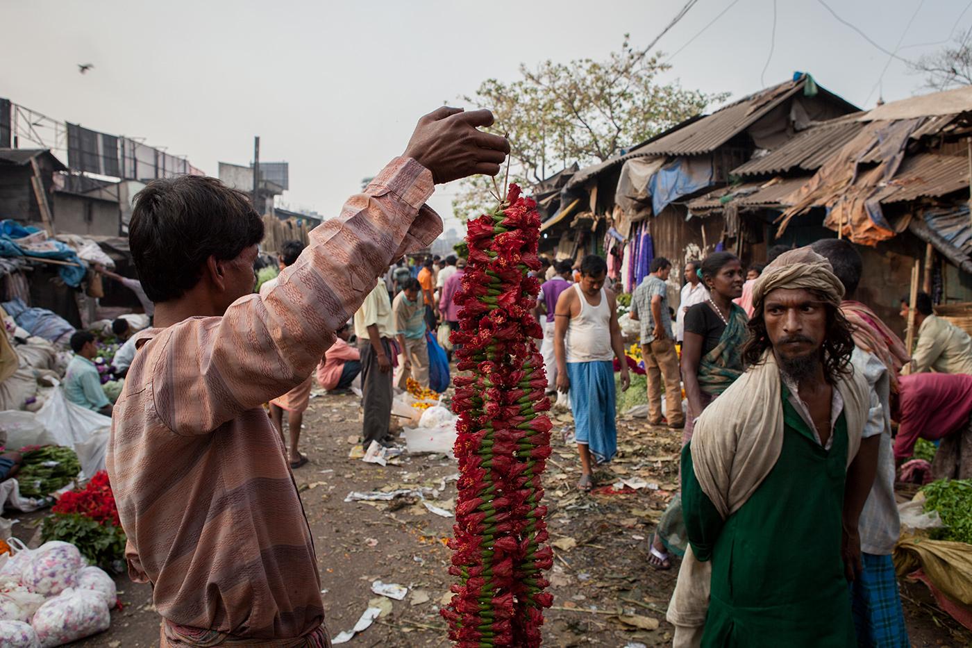 Flower market Howrah12.jpg