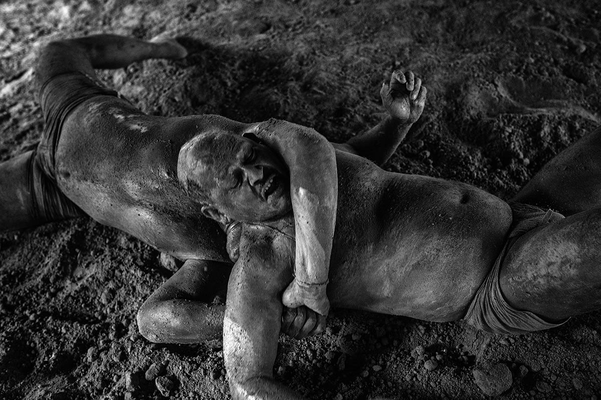 Kushti wrestling  it may seem like a trivial sport, but in reality it is very technical and complex