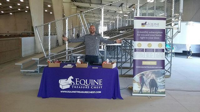 Exhibiting at MODA Dressage show in Sunbury,Oh!