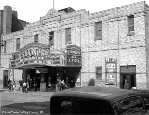 Photo courtesy of the Kennebec Historical Society.