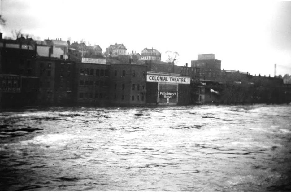 This image is from the photographic collection of the Kennebec Historical Society.
