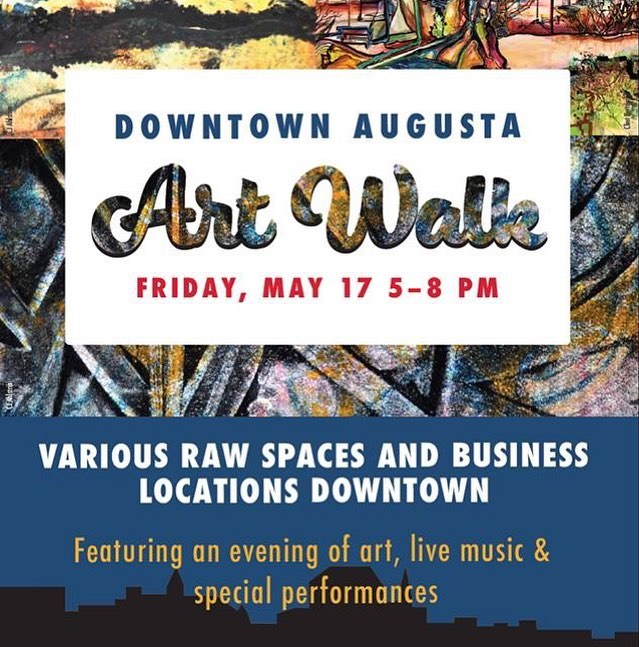 Art Walk Coming up May 17th #downtownaugusta! An evening of art, with live music and entertainment in various locations (raw spaces and participating merchants). Free, family-friendly and fun! @colonialtheater will be a host site this year for performance-based art on our stage. There is still time for artists and groups to submit work for consideration—please visit our FB page or the Maine Art Commission's call for work/news area on their website (search Augusta) for all the details. We can't wait to see you! #artwalk #supportthearts #callforart #augustamaine #performance #music #dance #theater #community #augustacolonialtheater