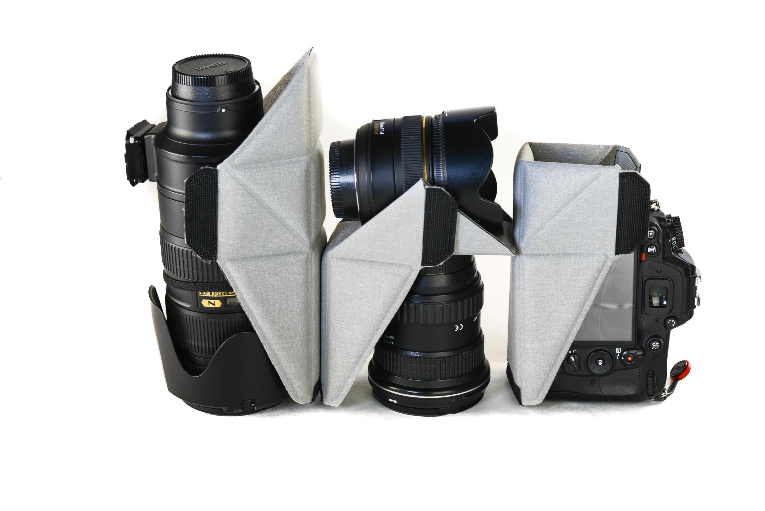 The Peak Design  FlexFold Dividers ™ //  pic: Peak Design
