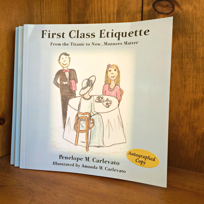 First Class Etiquette: $12.00