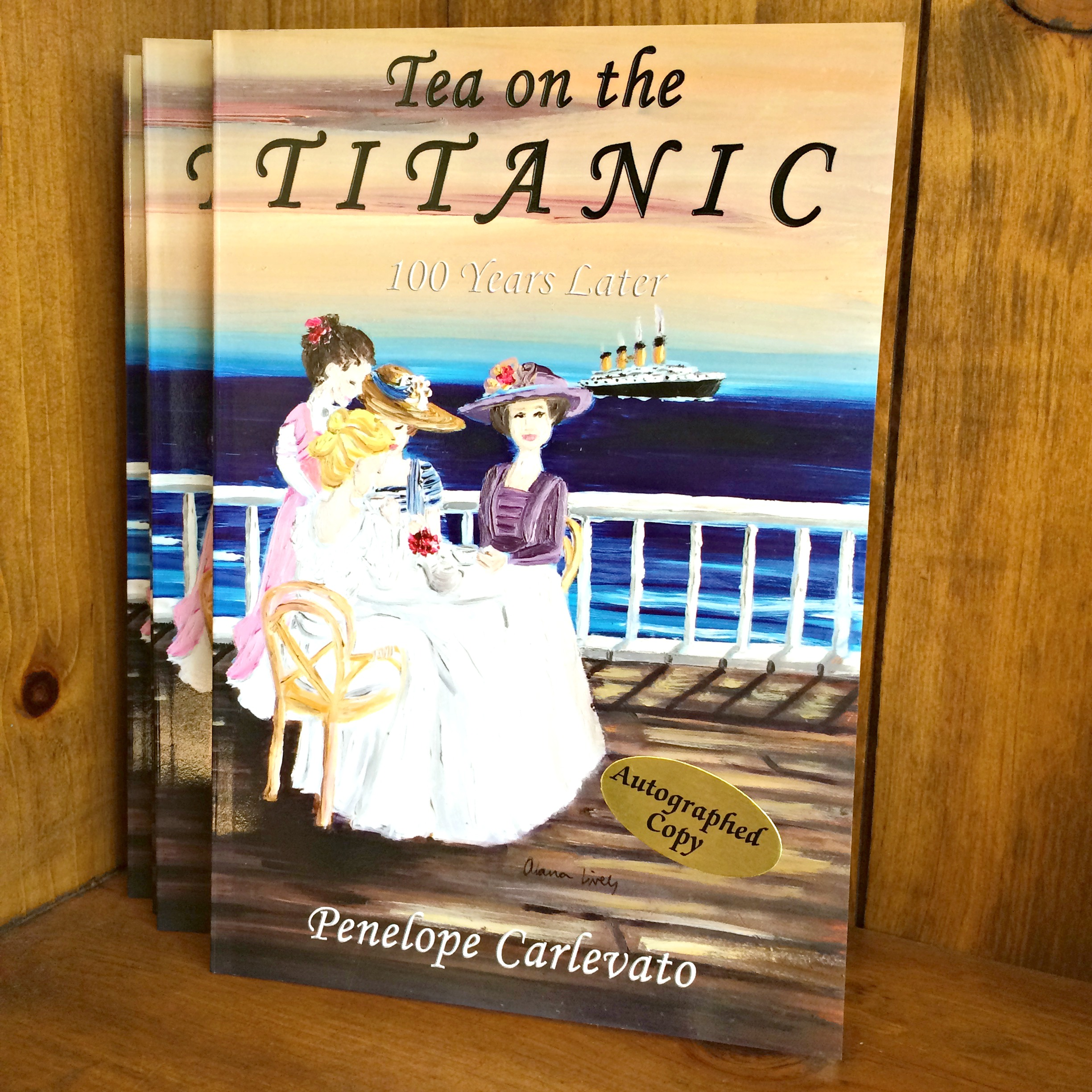 Tea On the Titanic: $14.95