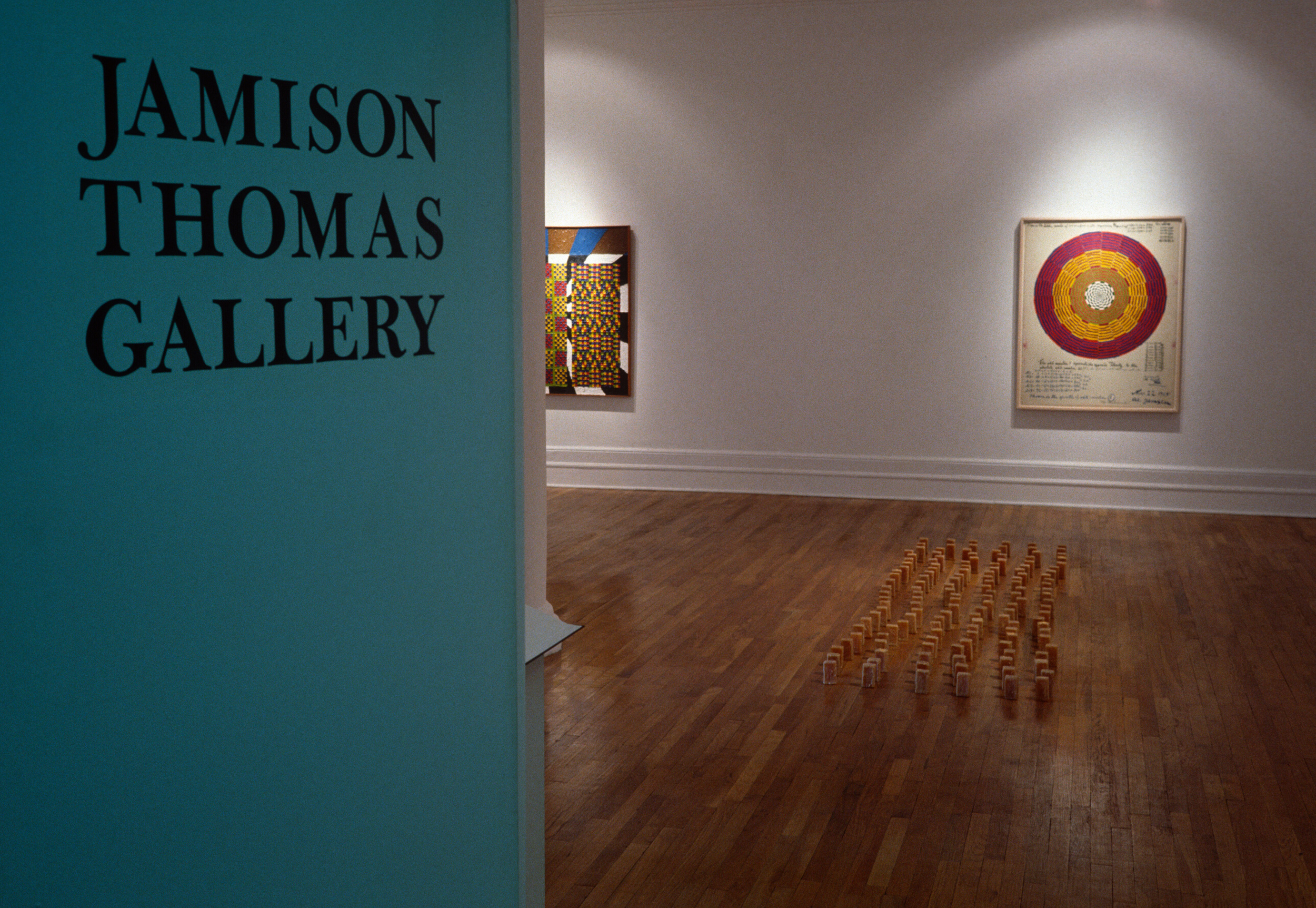 Jamison Thomas Gallery / NYC / 1991