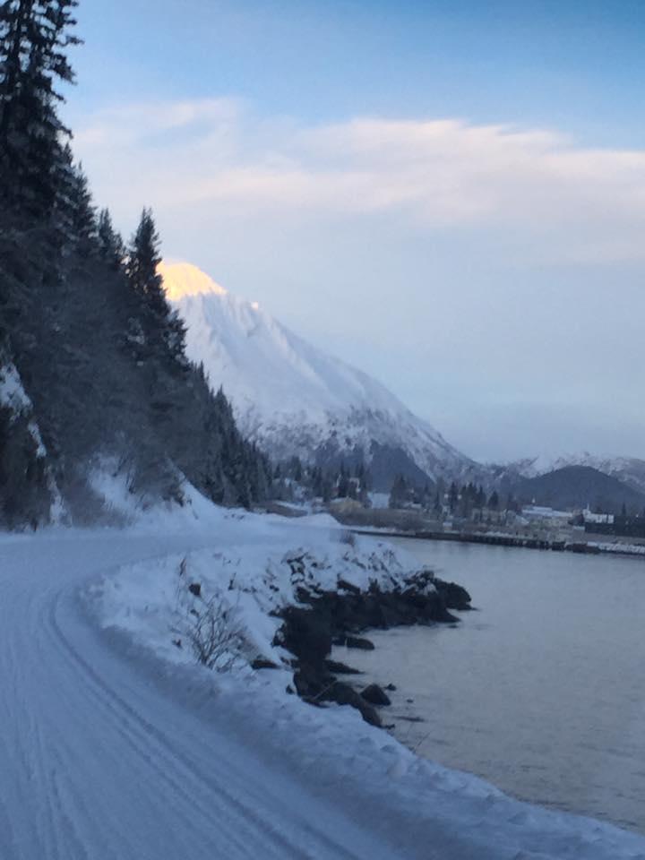 Lowell Point Rd. Winters Beauty