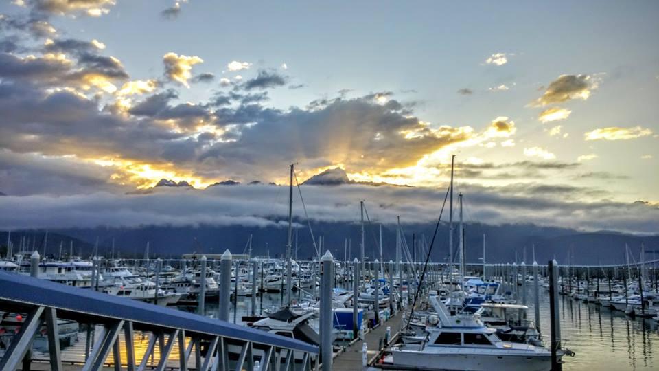 Seward's Small Boat Harbor  2016