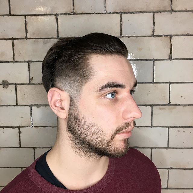 - L I N E - U P S -  Model needed this Thursday for a wet shave or goatee line up please dm for info (free!)