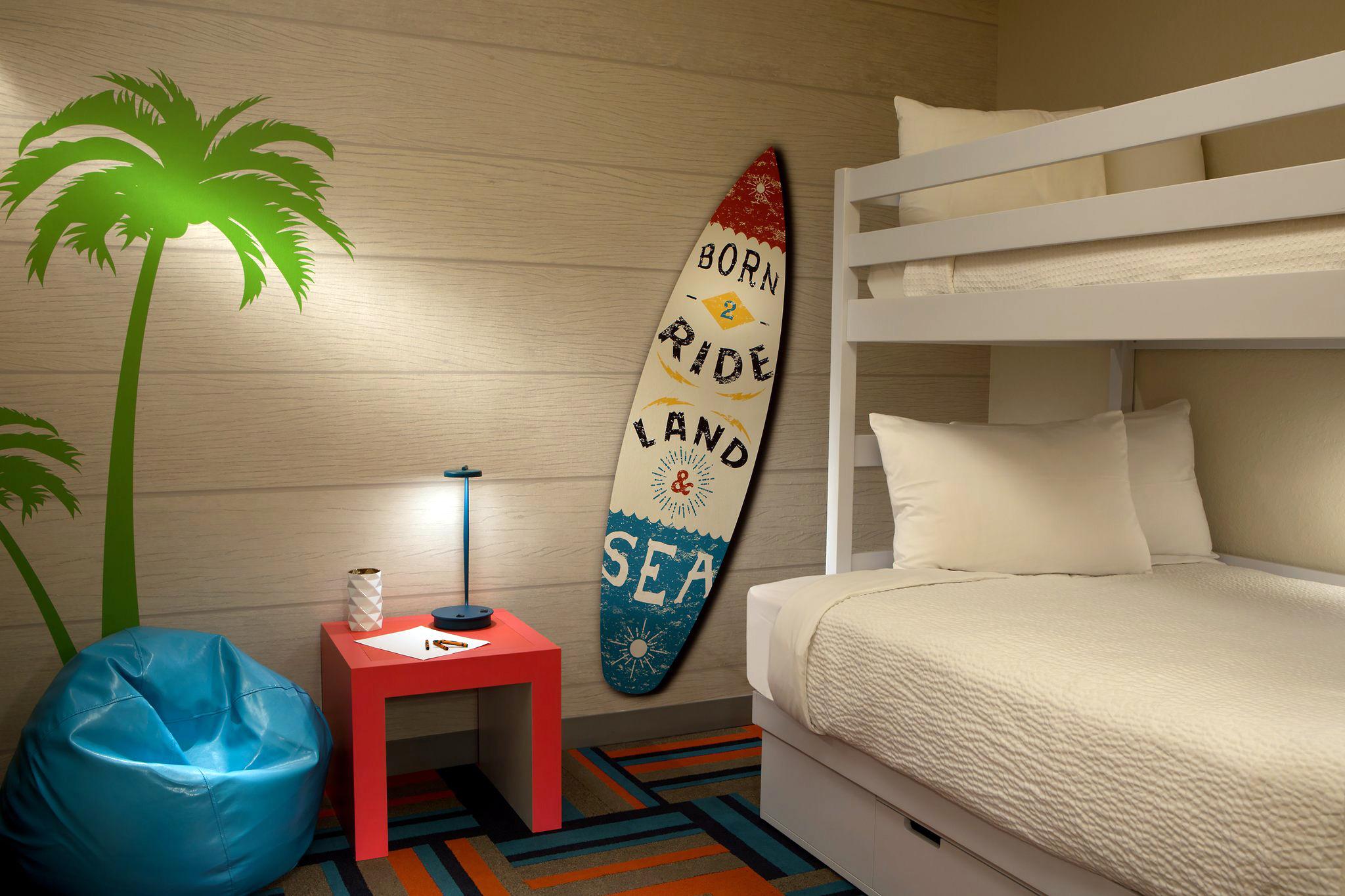 Guestroom; Kids Bedroom