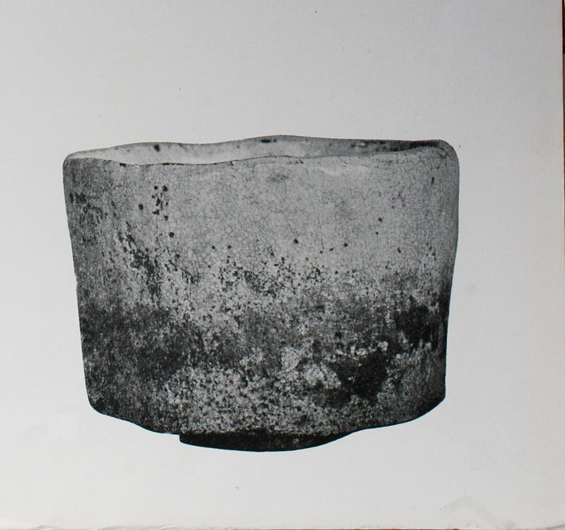 Edo Period White Raku Tea Bowl.JPG
