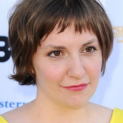 Lena Dunham, Queen of the Millennials, is surely no stranger to the text-message ellipsis.