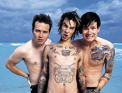 Blink-182: ahh, the memories.