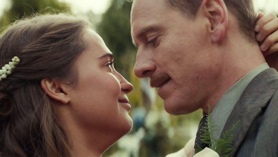 Movies + tissues = the last movie that made me bawl my eyes out,  The Light Between Oceans .