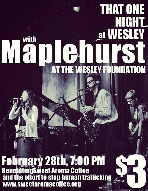 Maplehurst Promotional Flyer
