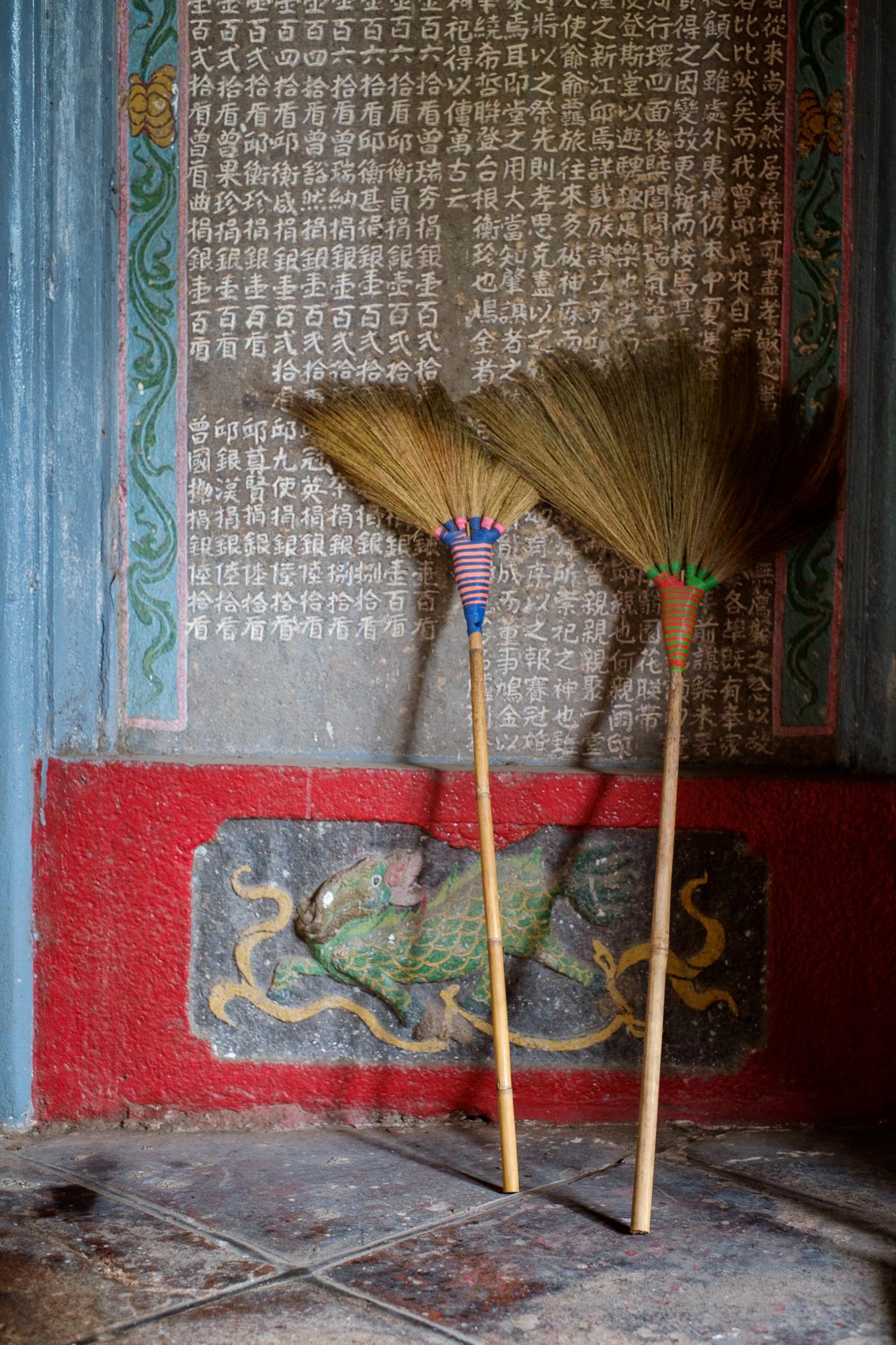 Yangon - China town Buddist Temple