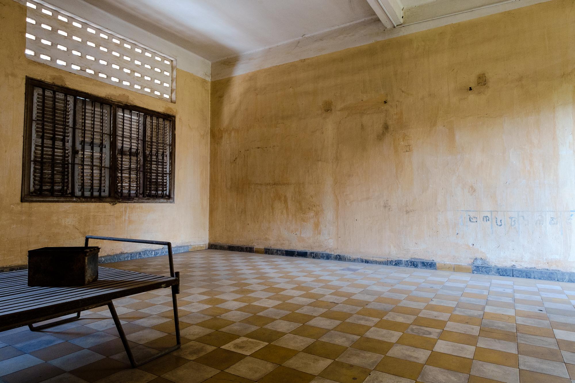 Phnom Penh - S-21 Prison