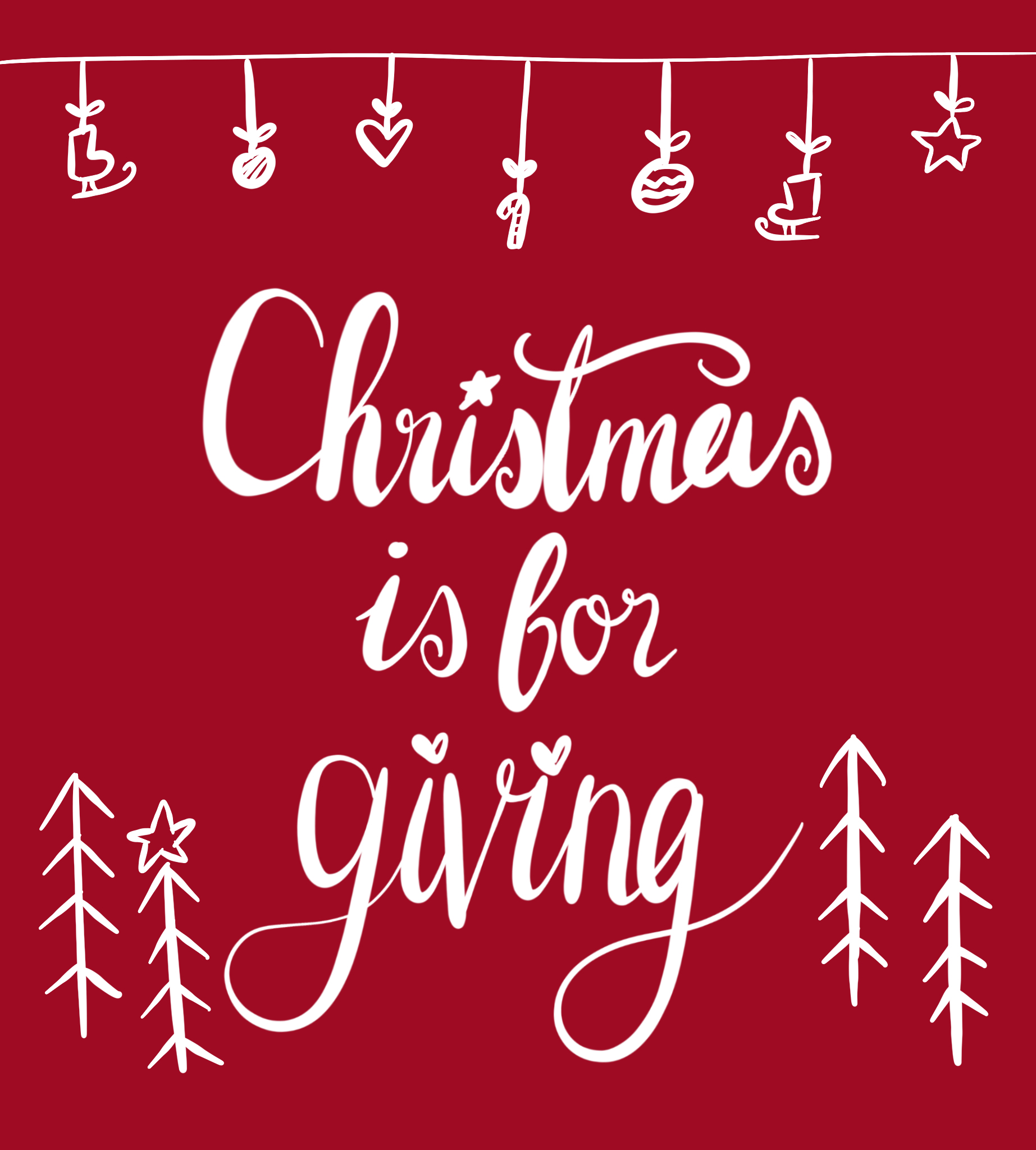 Christmas is for giving.jpg