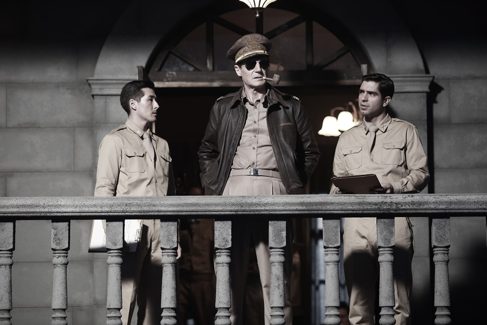 OPERATION CHROMITE - SOUTH KOREA   Official Golden Globe Submission for Best Foreign Language Film Award