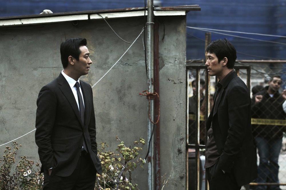 Асура: город безумства - Южная Корея