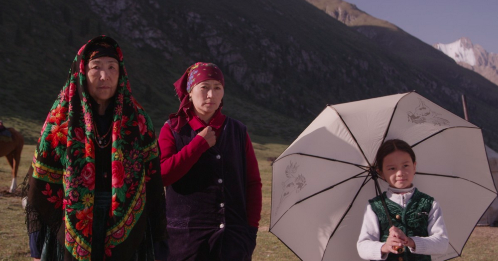 Kyrgyzstan -  Heavenly Nomadic - Mirlan Abdykalykov  Official Oscars Submission for Foreign Language Film Award  Official Golden Globe Submission for Best Foreign Language Film Award   http://www.asianworldfilmfest.org/heavenly-nomadic