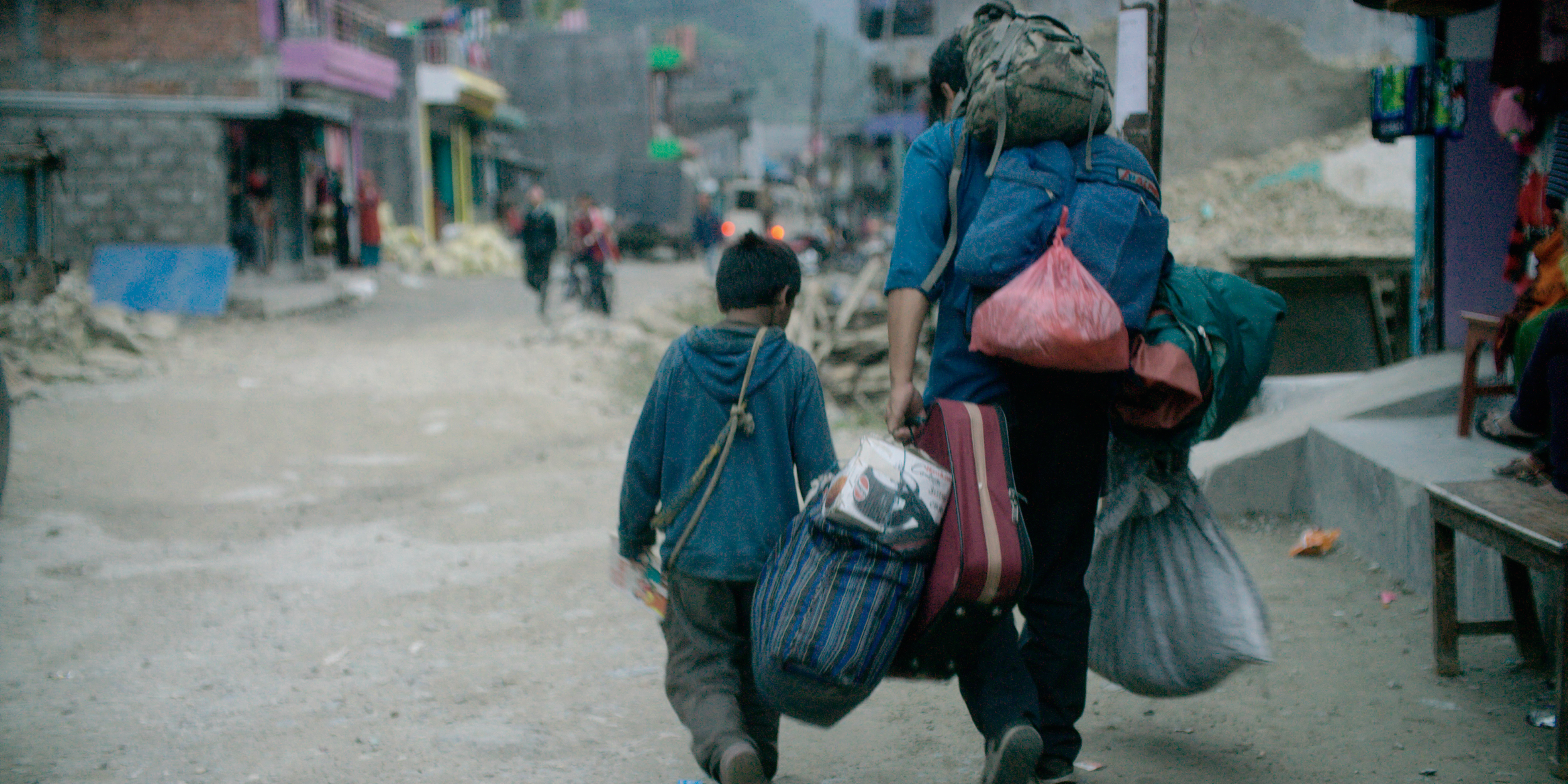 WHITE SUN   - NEPAL     Competition    Official Oscar Submission in the Foreign Language Category