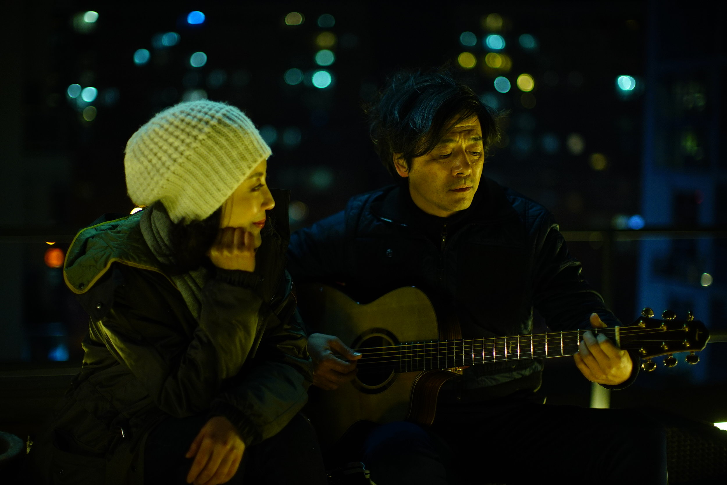NIRVANA - CHINA    Golden Globe Submission for the Best Foreign Language Film Award