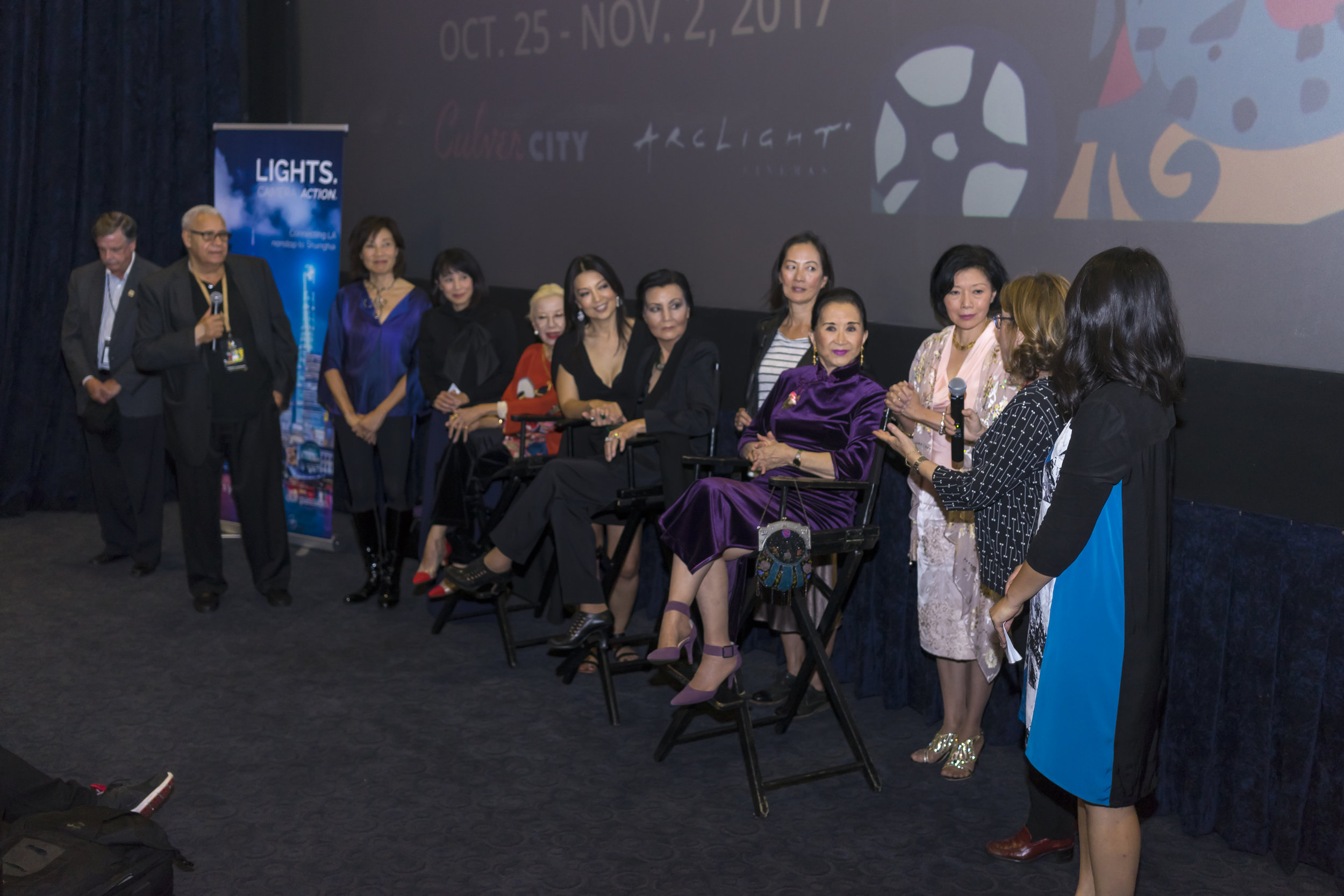Q&A's with Attending Filmmakers of AWFF 2017