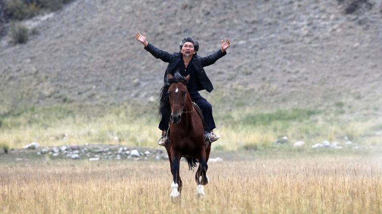 "AKTAN ARYM KUBAT in ""CENTAUR""     Raw, powerful natural and bold."