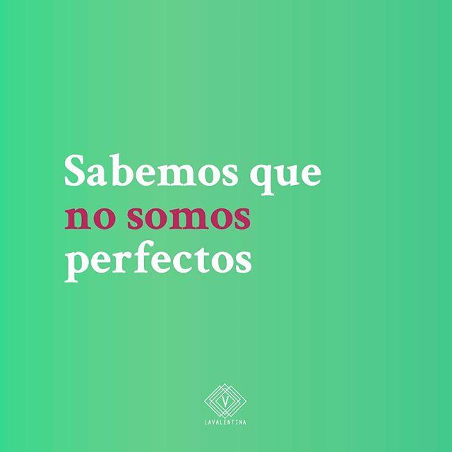 Porquel que se cree perfecto no ve que ese es su mayor defecto. Porque conocemos nuestra imperfección, para mejorar tomamos toda decisión 💪🏼 #somoshumanos #lavalentina #laselvacreativa #paraisodecreacion #stalkeesinpena #ofizlaif