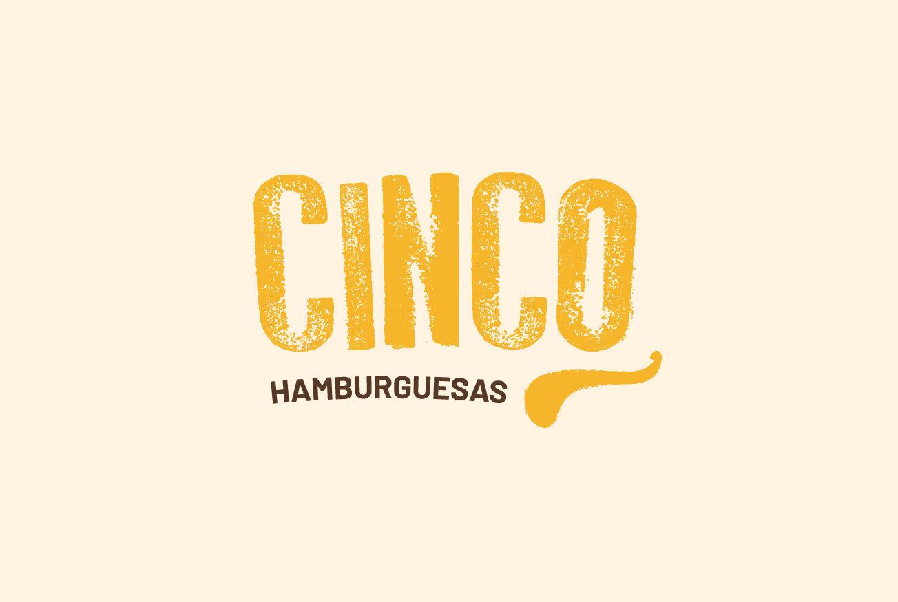 CINCO HAMBURGUESAS