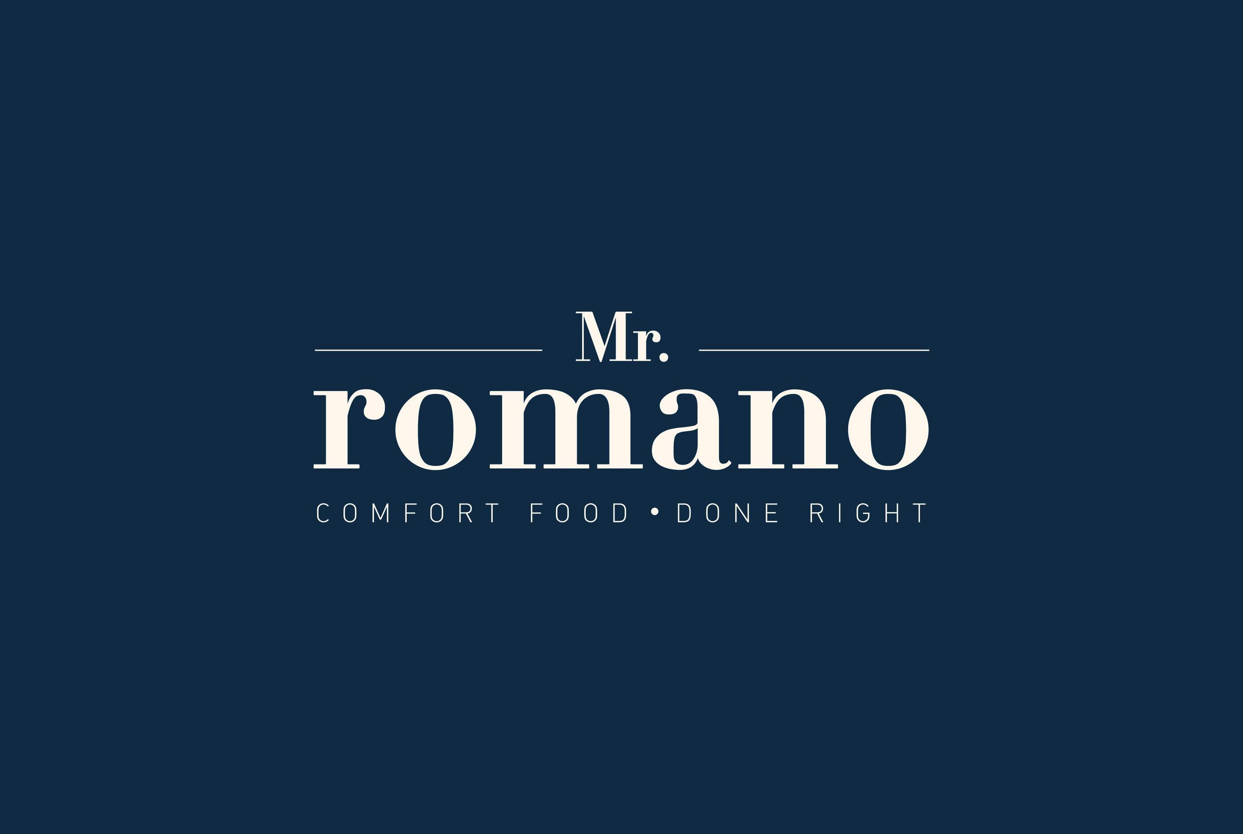 MR. ROMANO