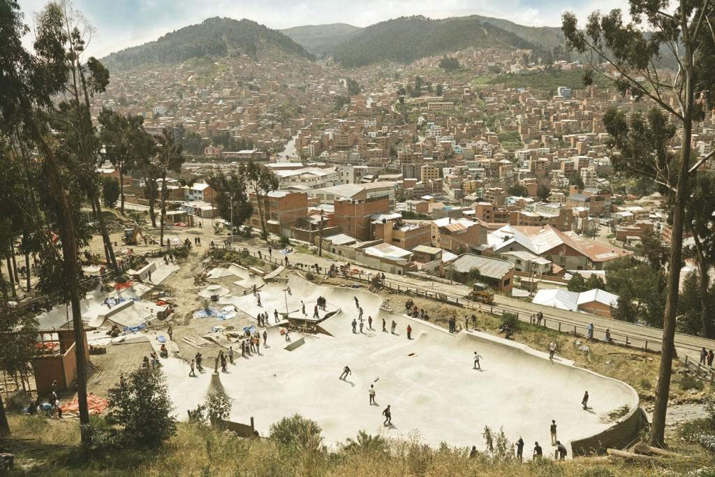 Building the highest skatepark in the world with Jonathan Mehring - Ian Michna, Jenkem