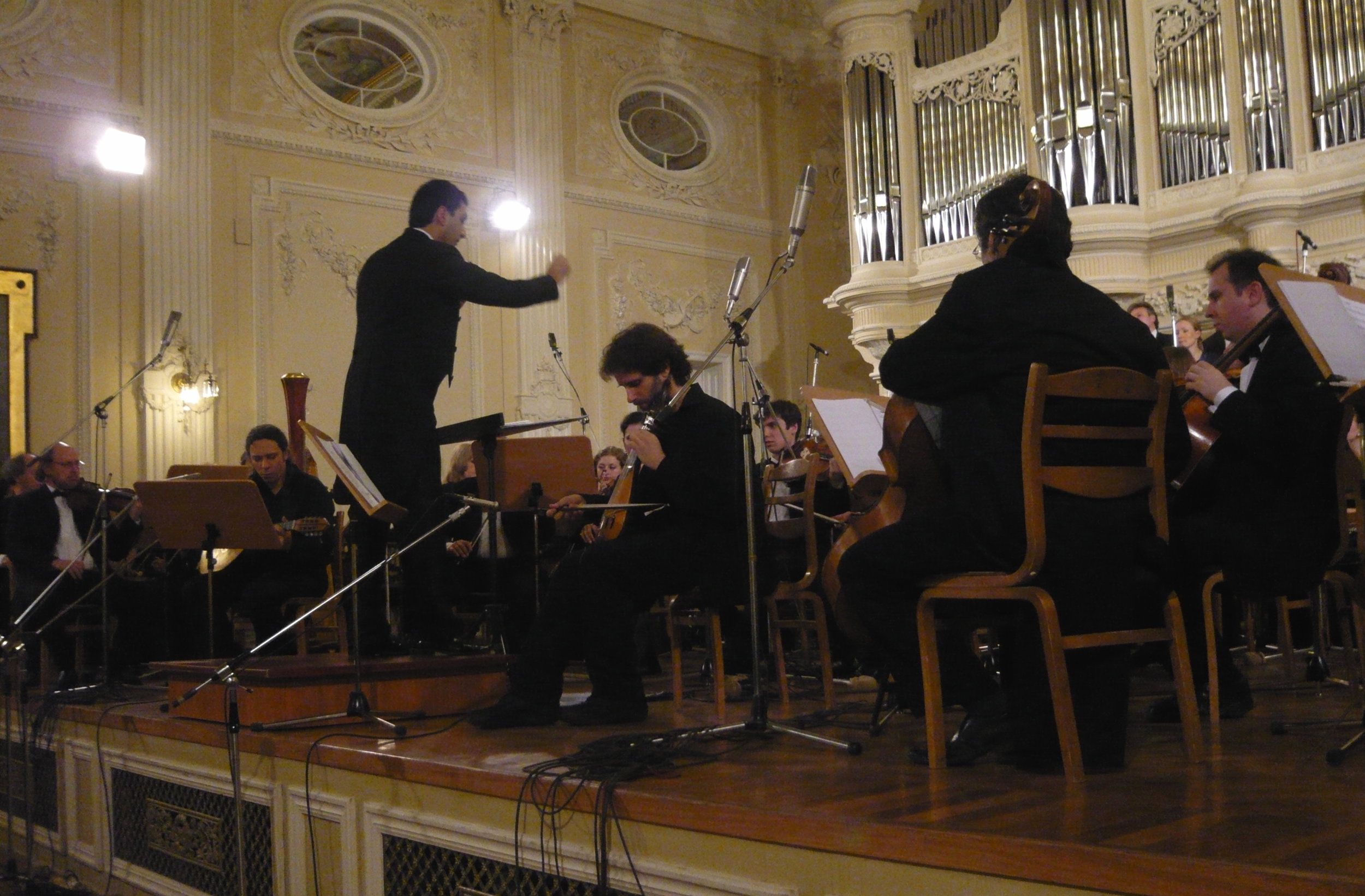 "Academic Symphony Orchestra Dmitri Shostakovich with the Chamber Choir ""Lege Artis"" (St. Petersburg)"