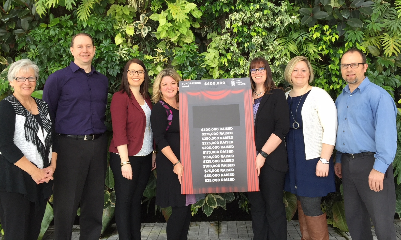 - Hicks, MacPherson, Iatonna & Driedger LLC donated $10,000 to The Bank Theatre. The Bank Theatre has reached $325,000 in the matching fund campaign with the Municipality of Leamington which is capped at $400,000.