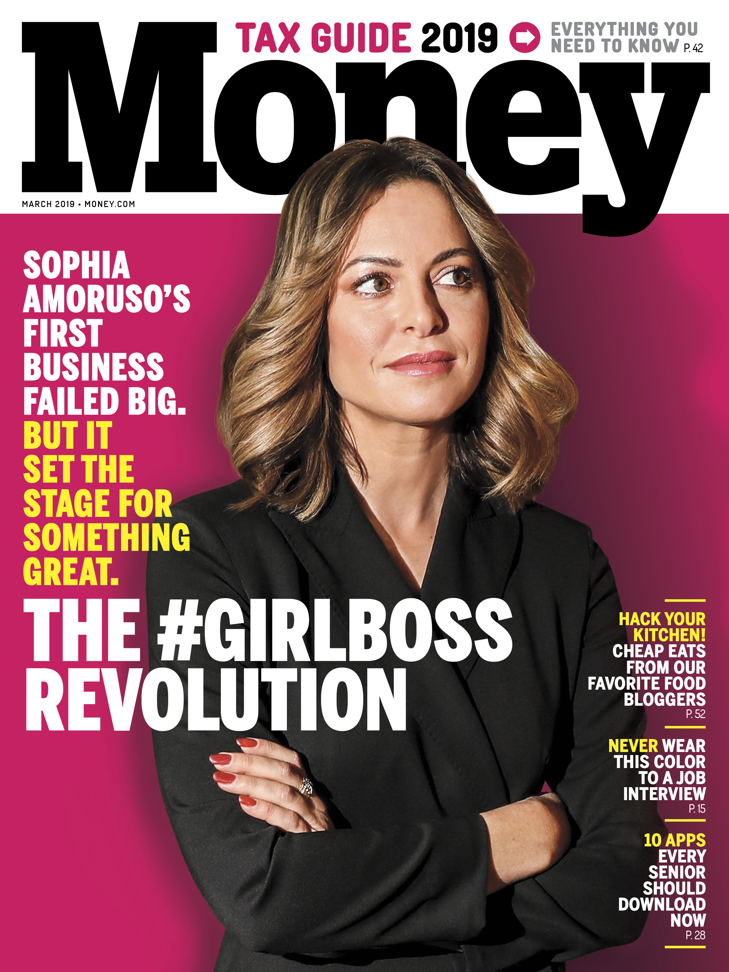 Sophia Amoruso Failed Spectacularly. Now She's Turning Failure Into A Movement