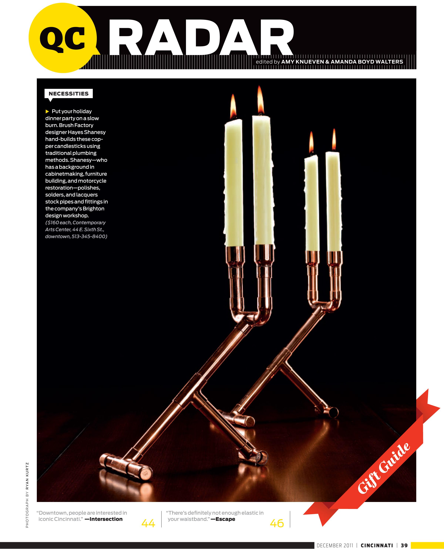 Cincinnati Magazine 2011