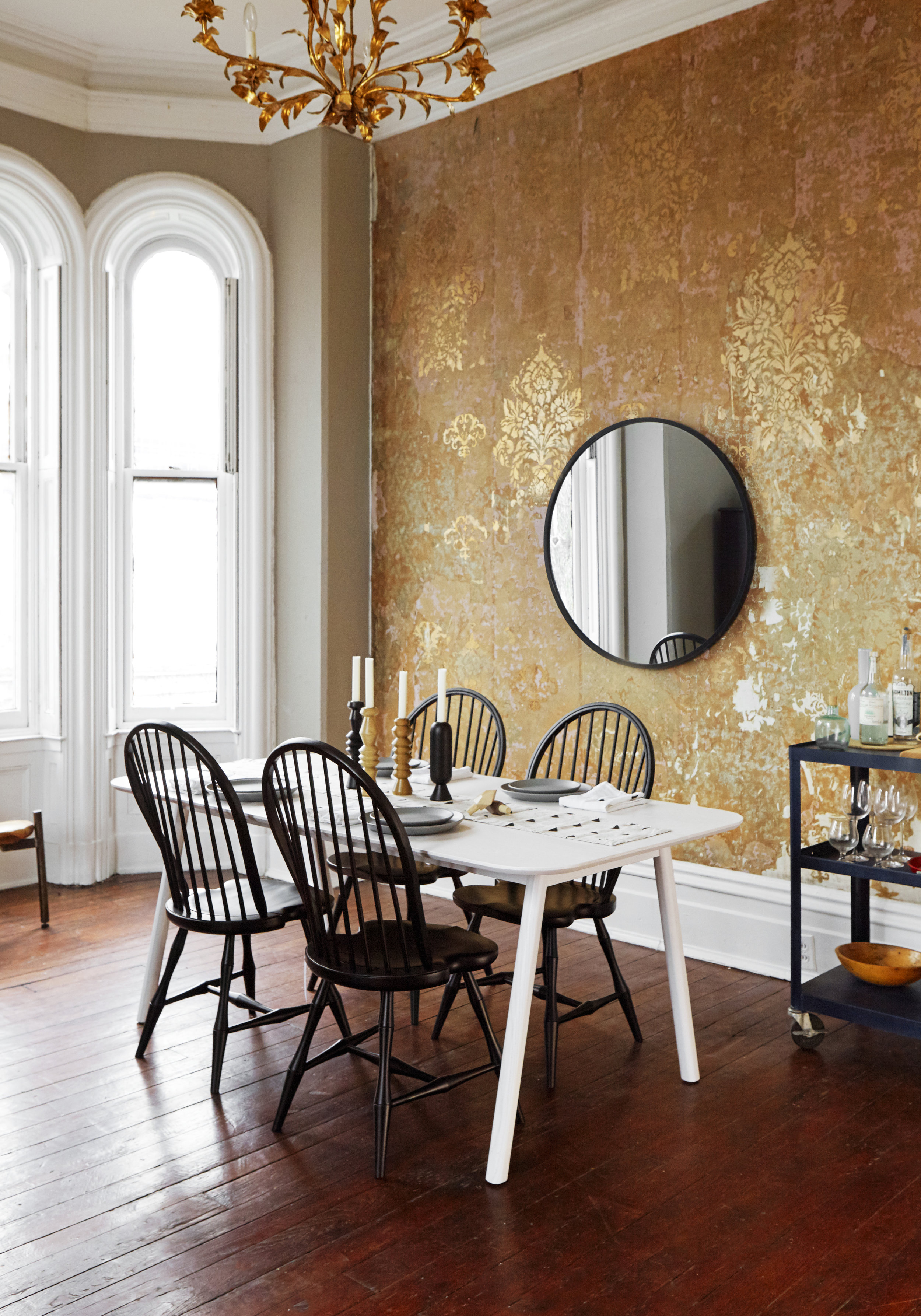Brush Factory Dining Room Jessie table