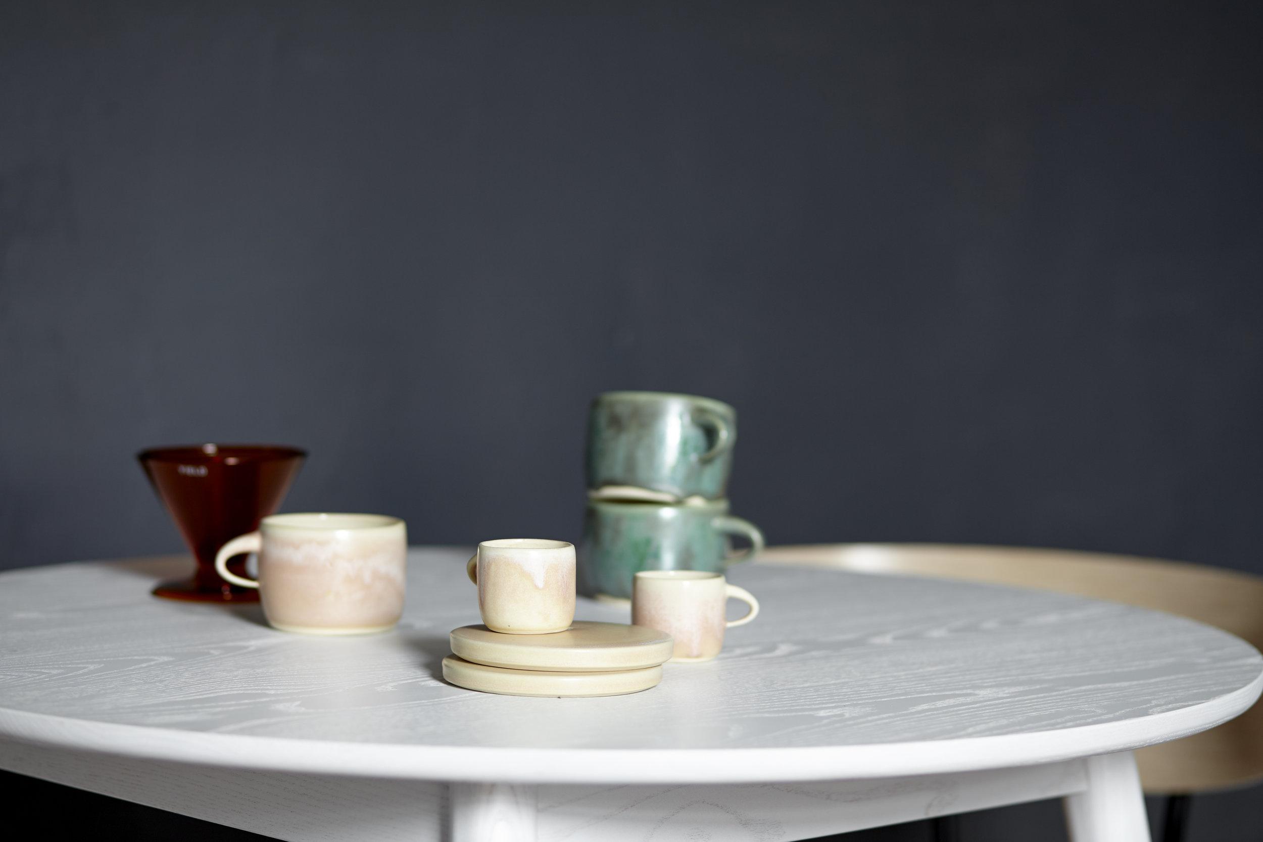 CG Ceramics for BF Home