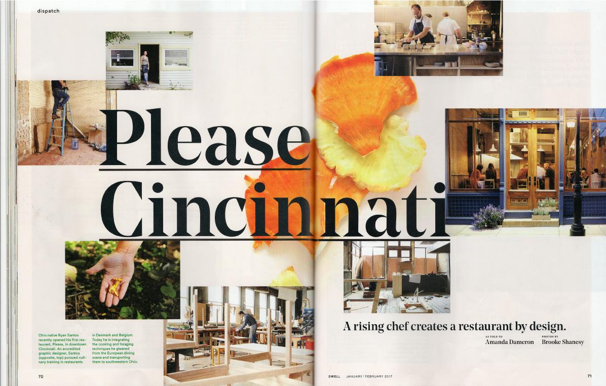 Please Cincinnati Dwell _ Brush Factory woodshop