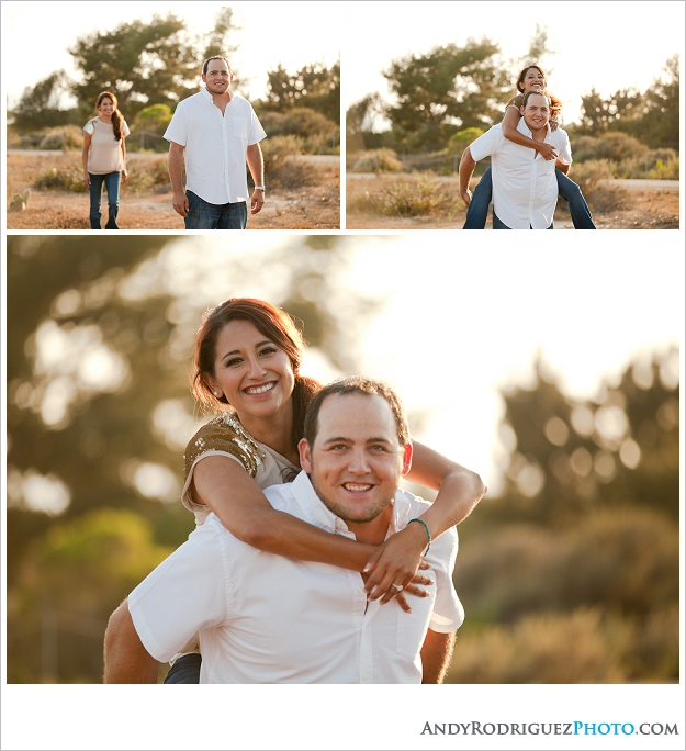 Crystal Cove engagement