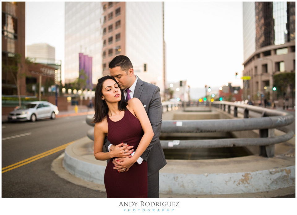 LA Street Engagement Photo