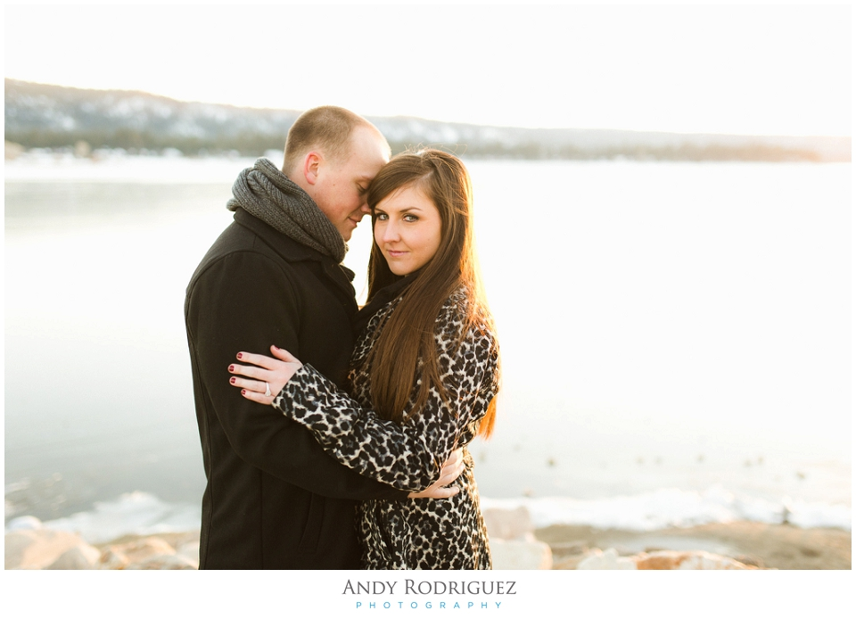 Engagement Portrait - Big Bear