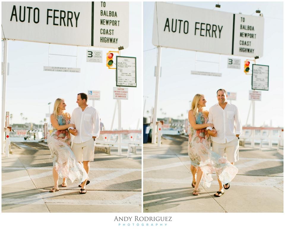 Balboa Engagement Photos
