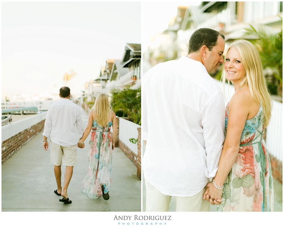 Couple Session on Balboa Island