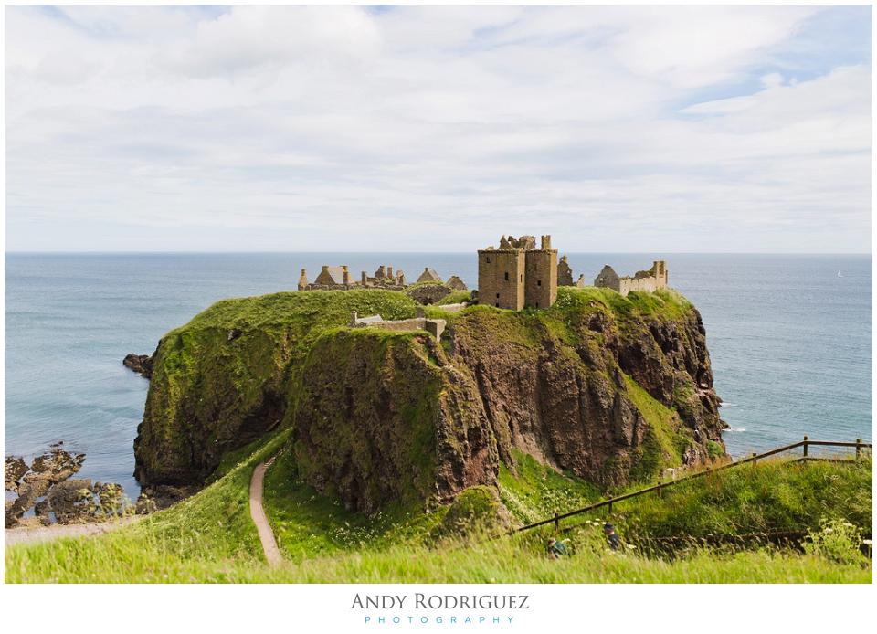 Dunnotar Castle Up Close
