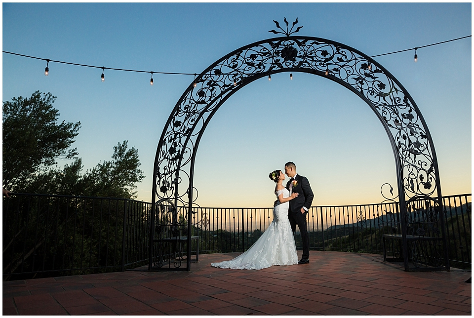 Padua Hills Theatre Wedding
